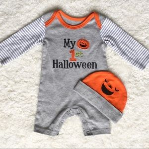 My First Halloween Outfit 0-3M 3M